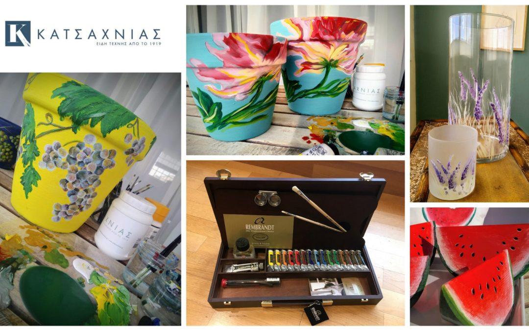 Online Έκθεση Bazaar Selections Spring 2020